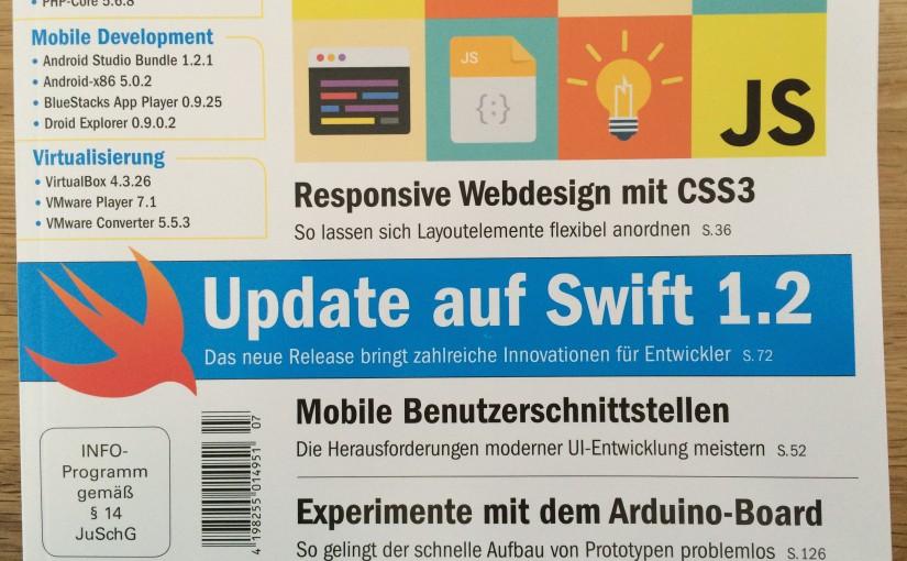 Die Neuerungen und Änderungen von Swift 1.2