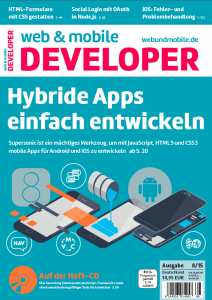 web & mobile developer 8/2015