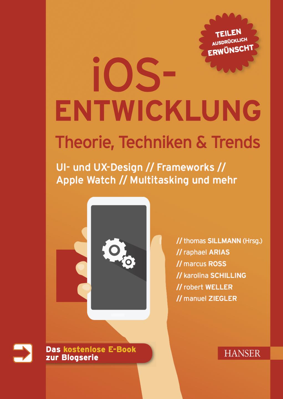 iOS-Entwicklung - Theorie, Techniken und Trends