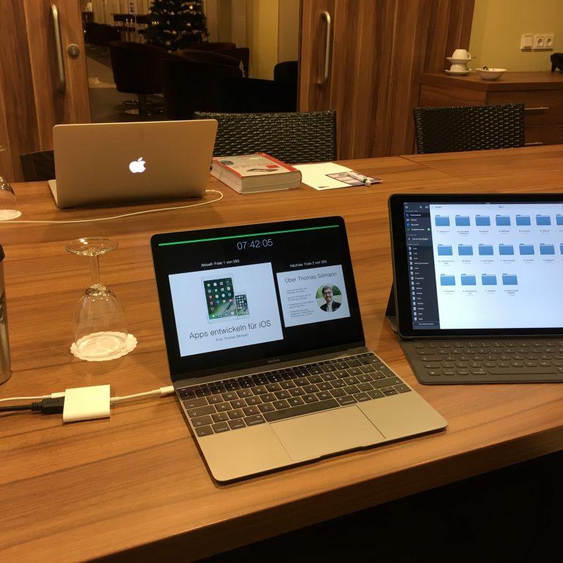 Seminar zur iOS-Entwicklung in Heidelberg