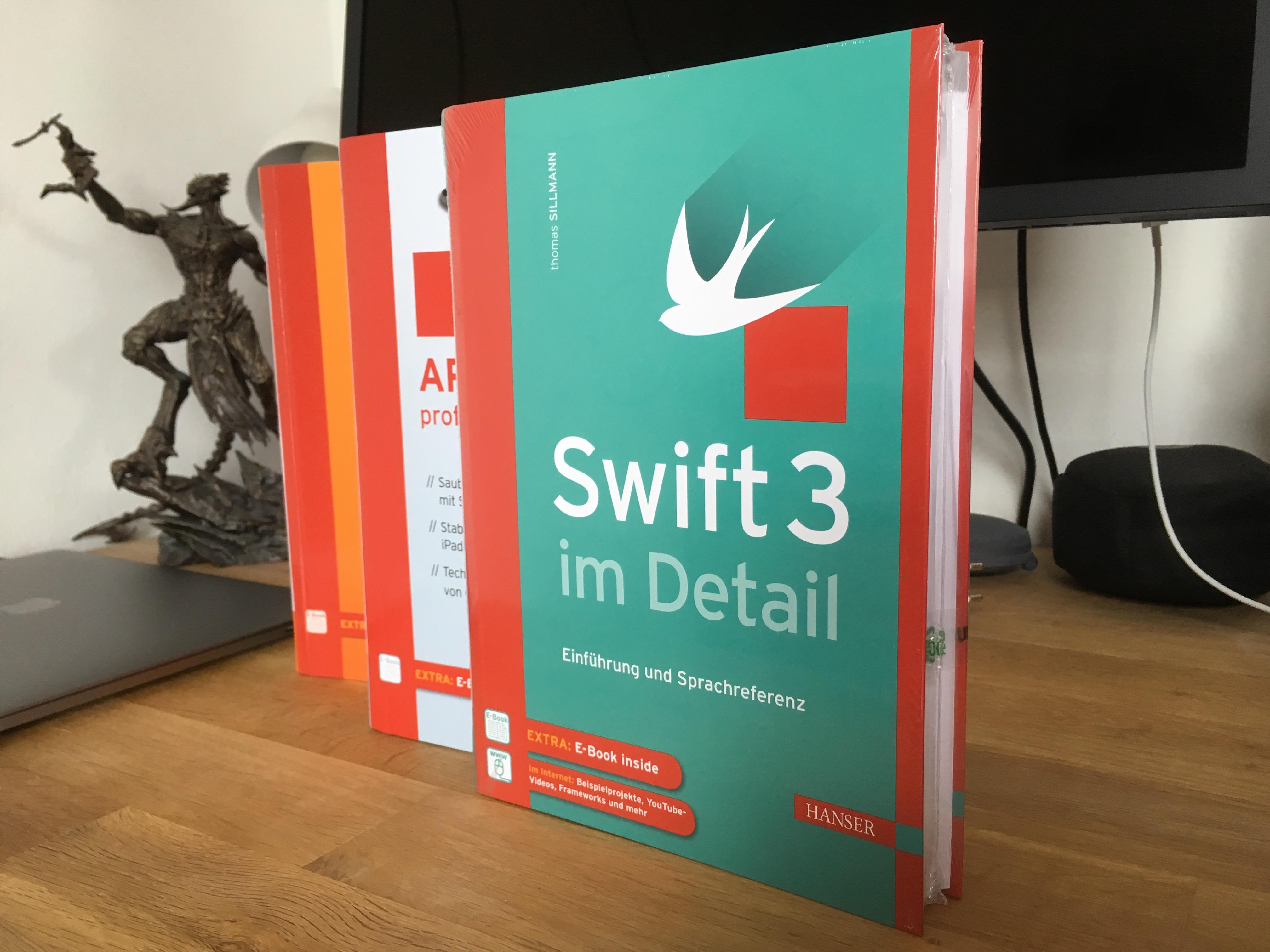 Swift 3 im Detail ist da!