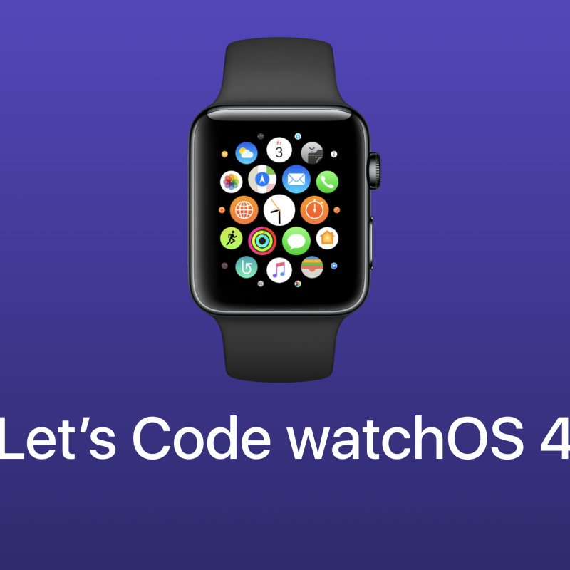 watchOS 4: Overlap-Groups