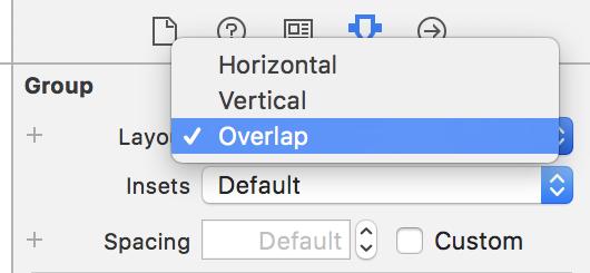 """Groups verfügen in watchOS 4 über ein neues Layout namens """"Overlap""""."""